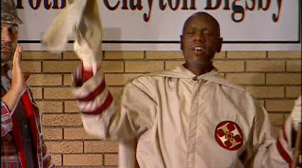 Life Imitating Art: 'Clayton Bigsby,' One of Dave Chappelle's First Characters